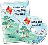 Sing the Sounds DVD and Spiral-Bound Book